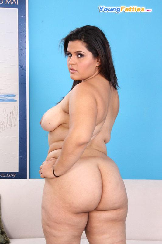 Cute Chubby Latina Teen